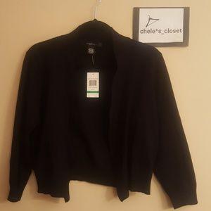 89th & Madison Black jacket